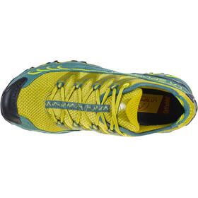 La Sportiva Ultra Raptor Buty do biegania Mężczyźni, pine/kiwi